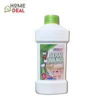 Kleenso Serai Wangi Liquid Wax Floor Cleaner 1L  (Kleenso香茅液体蜡地板清洁剂1L)
